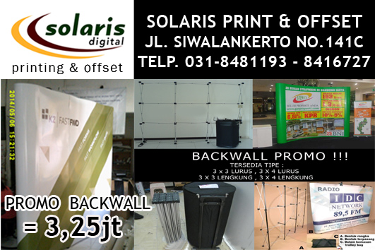 backwall promotion